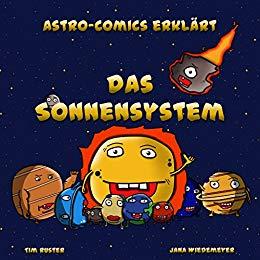 astro comics sonnensystem