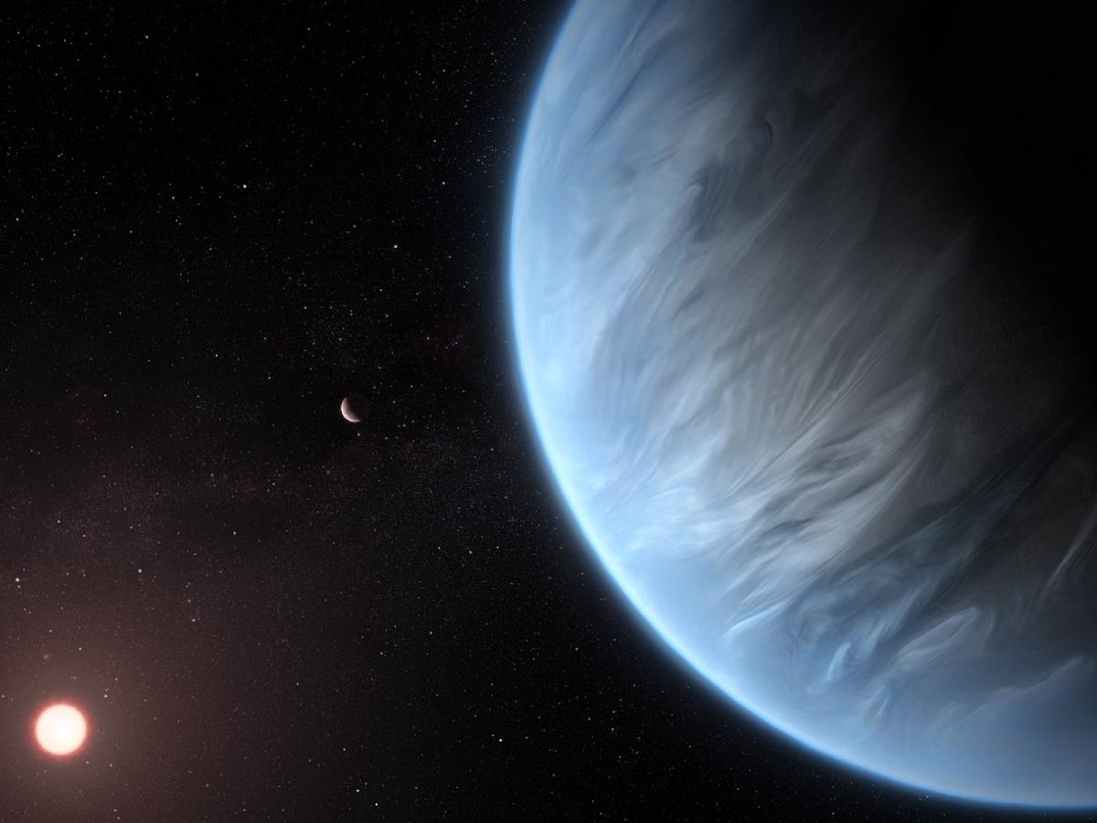 Wasserplanet K2-18b