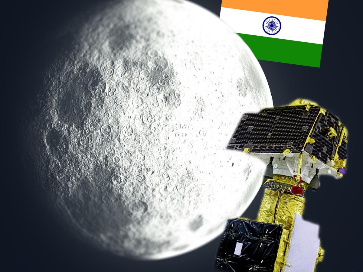Indische Mondlandung mit Vikram